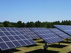 ソーラーパネル関連設備